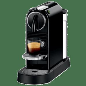 Kapsel Kaffemaskine