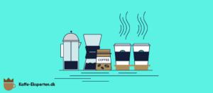 Koffein i kaffe