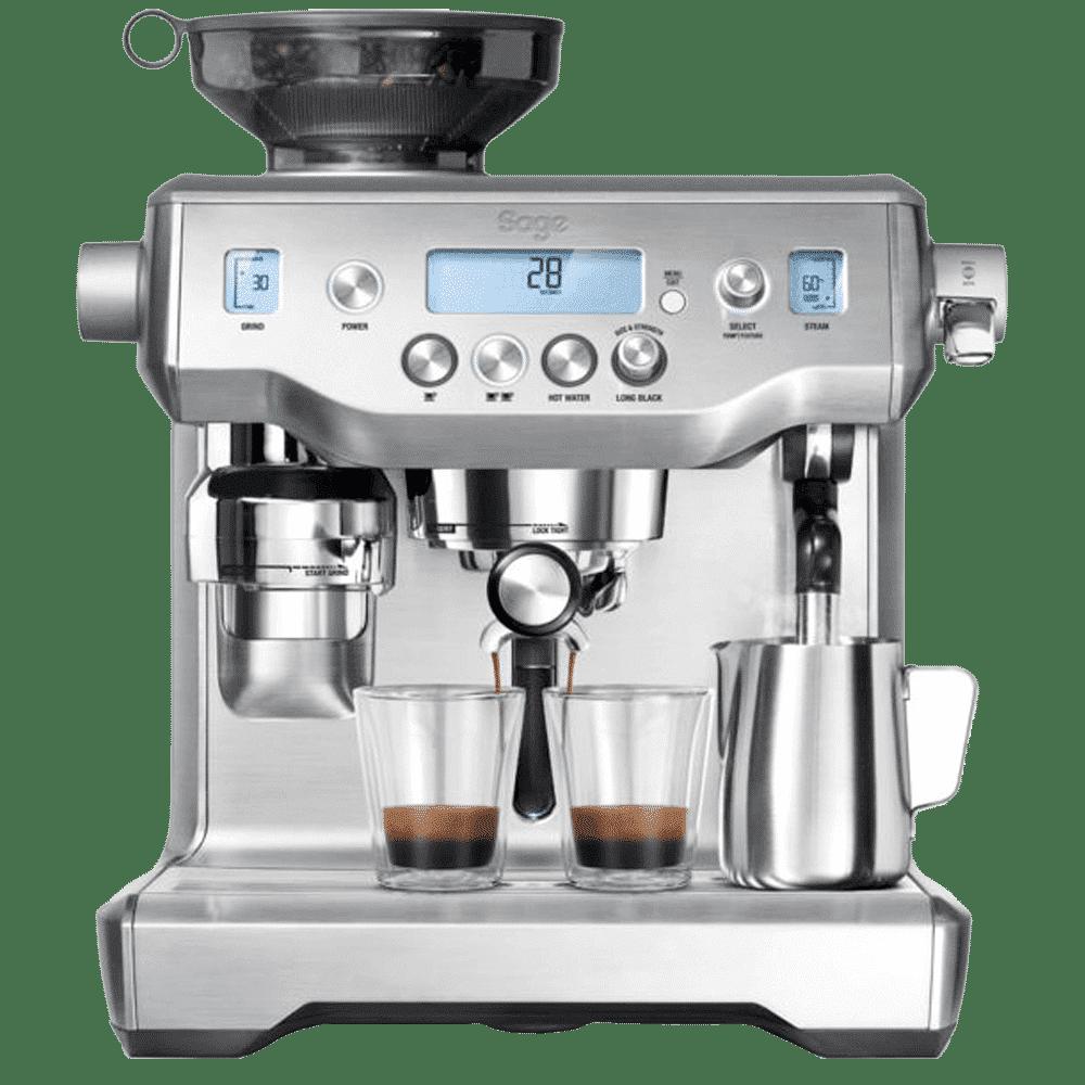 Sage the Oracle Espressomaskine